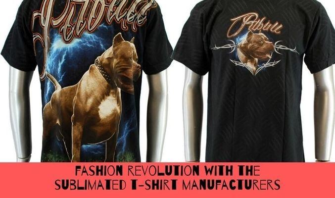 Wholesale Sublimated Tshirts