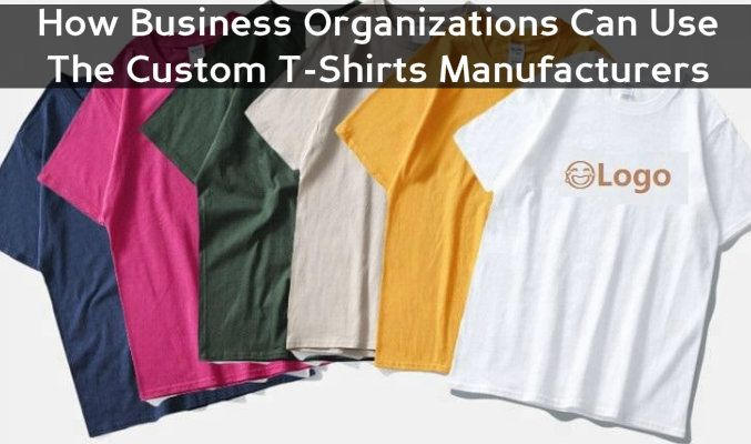 Custom T-Shirt Suppliers