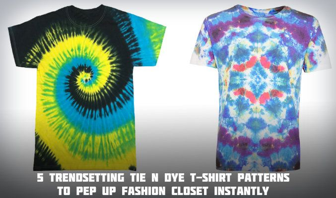 Tie N Die T-Shirts Wholesale