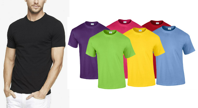 Blank T-shirts Wholesale Distributors