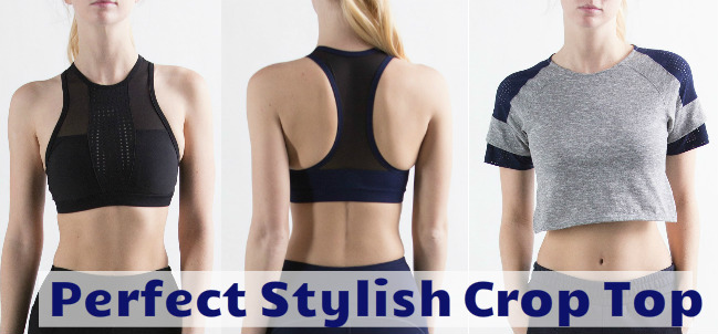 Crop Top Manufacturers