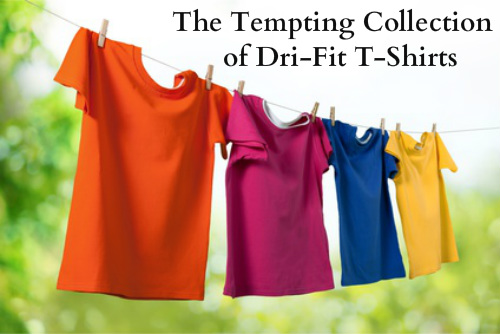 Dri Fit Shirts Wholesale