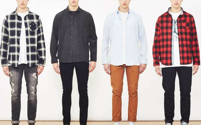 Flannel Shirts Suppliers