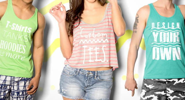 Printed T-shirts Manufacturers