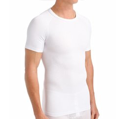 Pure White seamless Men's t -shirt Suppliers