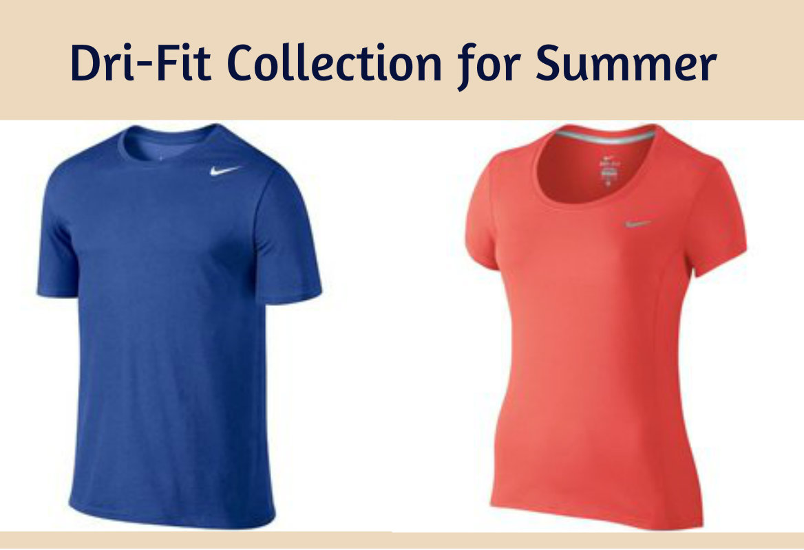 Dri Fit T-shirts wholesale collection for summer