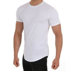 Abstract White Half Sleeve Boys' Tee Manufacturers