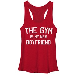 Baked Red Gym T shirt Suppliers