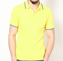 Basic Polo Collar Tee Manufacturers