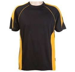 Black And Yellow T Shirt Manufacturers