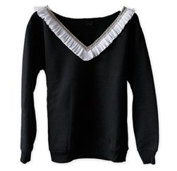 Black Full Sleeve Girls' Tee Suppliers