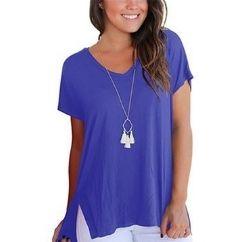 royal blue dry fit tshirt wholesale
