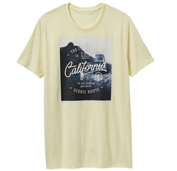 California Alleys Printed Tees Suppliers