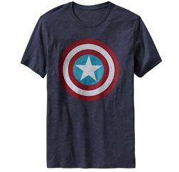 Captain America Custom Tee Suppliers