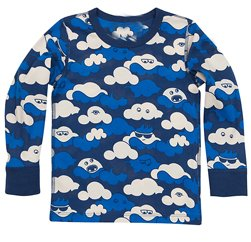 Clouds Personified Kids' T-Shirt Suppliers