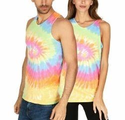 color splash swirl ringer tshirt wholesaler