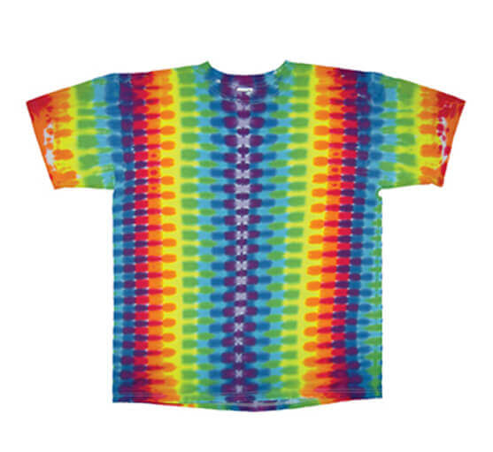 Color Zipper Splash T Shirt Manufacturers