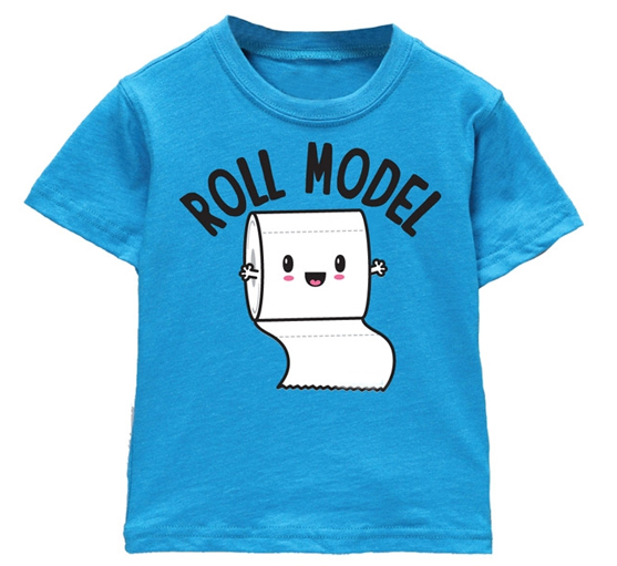 Cornflower Blue Roll Model Tees Manufacturers