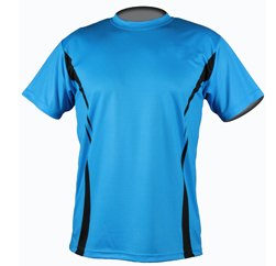 Cozy Blue And Black T Shirt