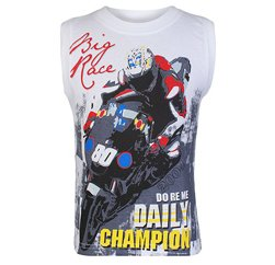 Daily Champ T In White Manufacturers