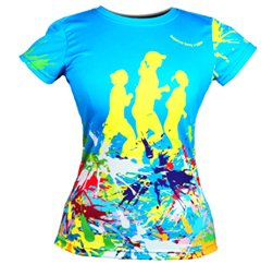 Dancing Girls Sublimated T-shirt Suppliers
