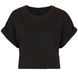 Dusky Grey Crop Top Suppliers