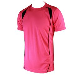 Emperor Pink And Black T Shirt Suppliers