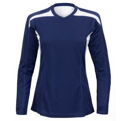Enlaced Blue Full Sleeve Running T Shirt Suppliers