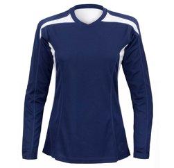 Enlaced Blue Full Sleeve Running T Shirt Suppliers