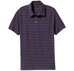 Fancy Blue Pin Striped T Shirt Wholesalers
