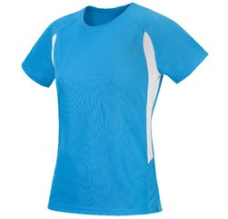 Fantasia Blue Running T Shirt Suppliers