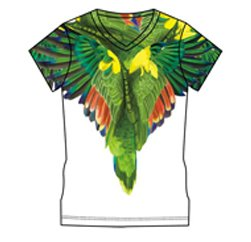 Fizzy Flying Bird T-shirt Manufacturers