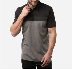 Grafted Grey Polo T Shirt Manufacturers