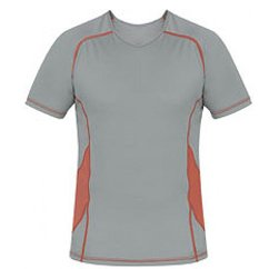 Grey And Rust T shirt Suppliers