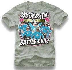Grey Aquabats Round Neck T Shirt Manufacturers