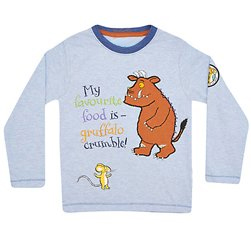 gruffalo printed kids-t shirt in bulk