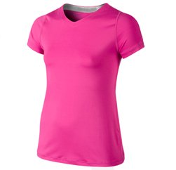 Hot Pink Running Tee Wholesalers