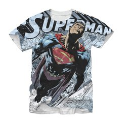 I Am Superman Round Neck T Suppliers