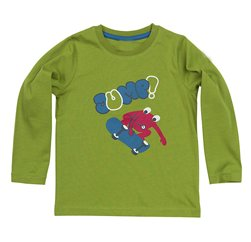 Nature Green Full Sleeved Tee Suppliers