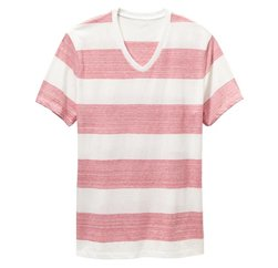 Pink Patch-Up Printed Tees Suppliers