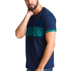wholesale piping green dry fit tshirt suppllier