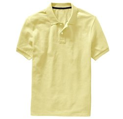 Power Yellow Polo T Shirt Manufacturers
