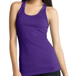 Pretty Purple Tank Top Manufacturers