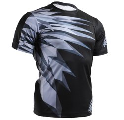 Pure Black Crystal T Shirt Manufacturers