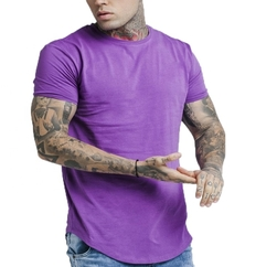 Wholesale Purple Play Dry Fit T Shirt