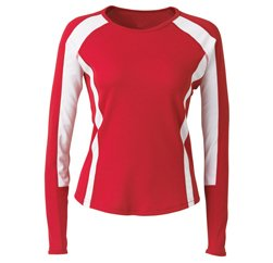 Red And White Full Sleeve T Shirt Suppliers
