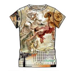 Regal Horse Print Custom T Shirt Wholesalers
