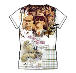 Super Derby White Custom T Shirt Suppliers