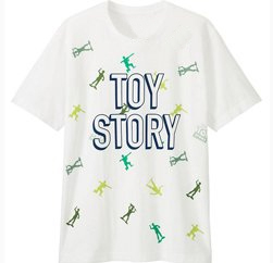 Vivid White Graphic Printed Tee Suppliers