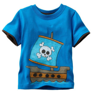 Yale Blue Sail Boat Tees Manufacturers